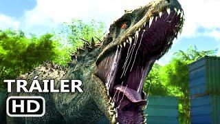 Jurassic world pelicula completa en español latino