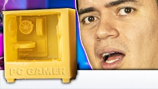 IMPRIMI MI PROPIA PC GAMER