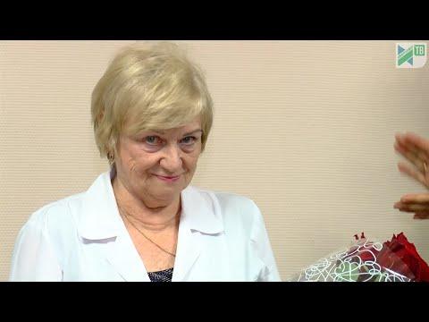 Татьяна Рык: 40-лет работы акушером-гинекологом в Ивантеевке