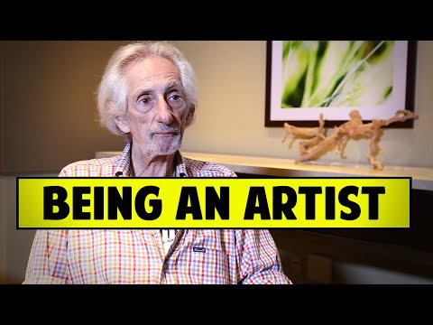 An Artist Can Have No Doubt  Full  with Larry Hankin
