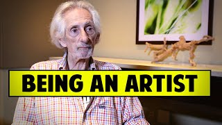 An Artist Can Have No Doubt - Full Interview with Larry Hankin