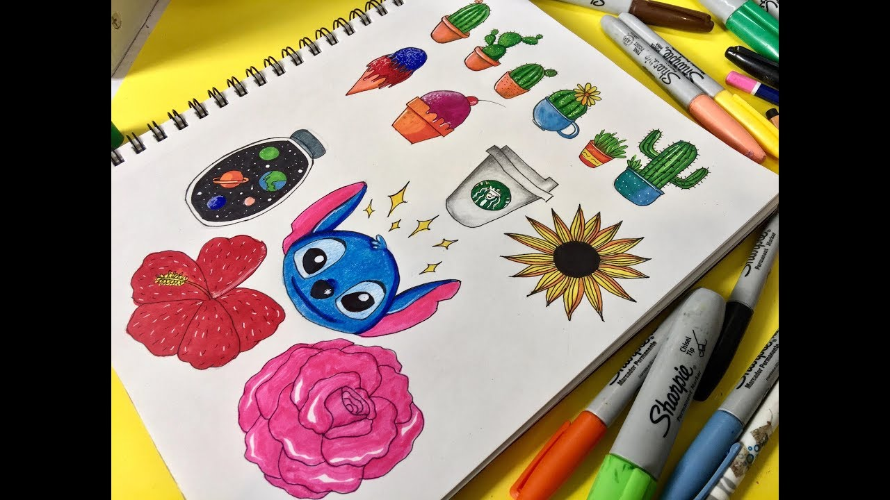Imagenes Para Decorar Cuadernos Tumblr