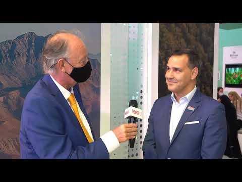 Raki Phillips, chief executive, Ras Al Khaimah Tourism Development Authority - Interview 2