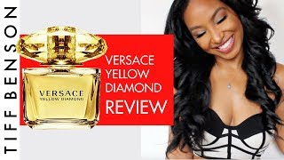 Versace Yellow Diamond Perfume Review | VERSACE