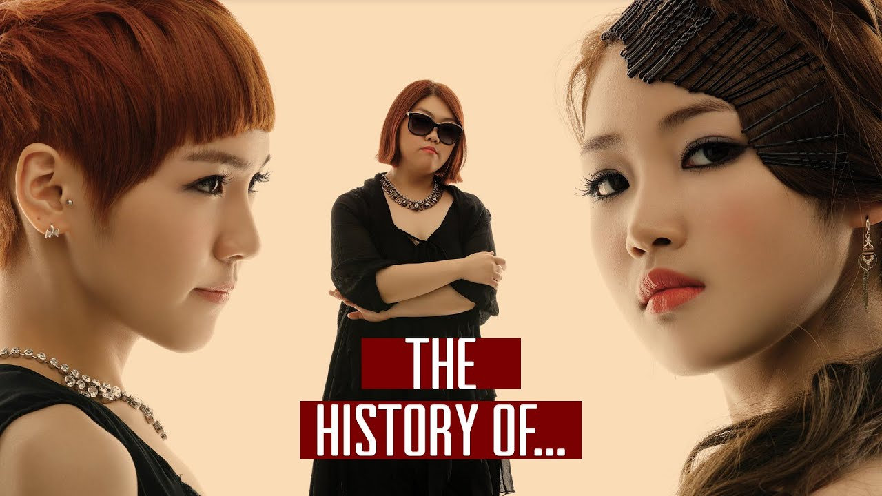 The History Of Piggy Dolls K Pop S Plus Size Girl Group Pioneers Of Body Positivity Movement Youtube
