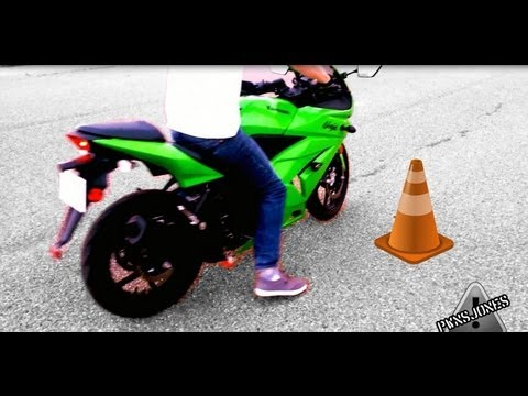 How To Pass Motorcycle Test Exam