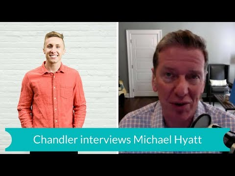 Getting Noticed in a Noisy World with Your First Book: Interview with Michael Hyatt