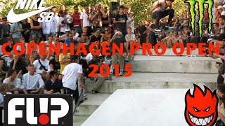 Copenhagen Open Day 2: Street Session Highlights