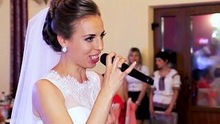 «Веснянка» - наречена співає в день свого весілля))