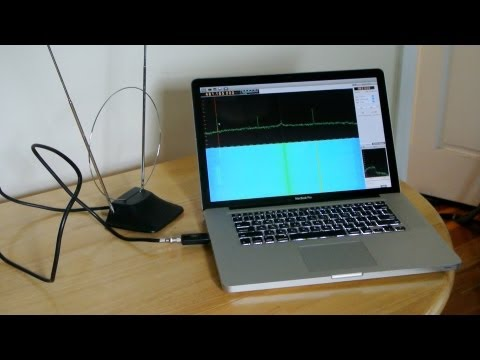 Hands On: Cheap Software Defined Radio
