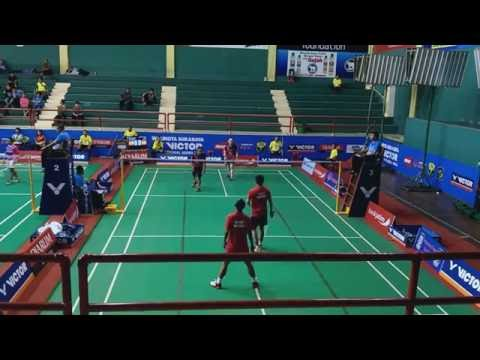 walikota cup surabaya 2016 international serries badminton championship