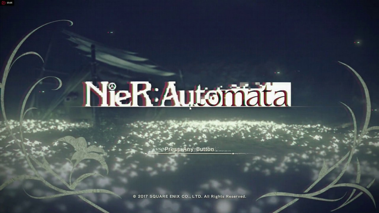 nier automata pc save download