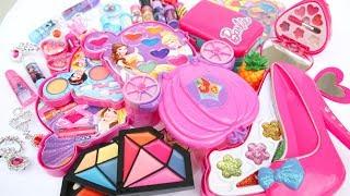 A Most Have Cosmetic MakeUp Kits Disney Princess Super Pack Barbie Frozen Elsa
