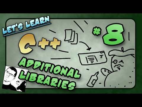 Let's Learn C++ ~ Basics: 8 of 14  ~ Additional Libraries Installation: Boost + GSL