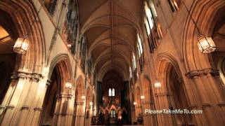 Christchurch Cathedral, Dublin, Ireland 1080HD Travel Video