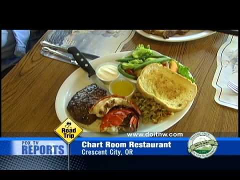 Dining Out in the Northwest: Chartroom Restaurant - Crescent City, California (3)