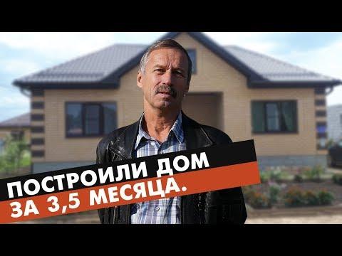 Дом в Горячем ключе | Переезд в Краснодарский край