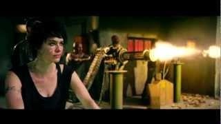 """Vitalic - Poison Lips,  music video for the film """"Dredd"""""""