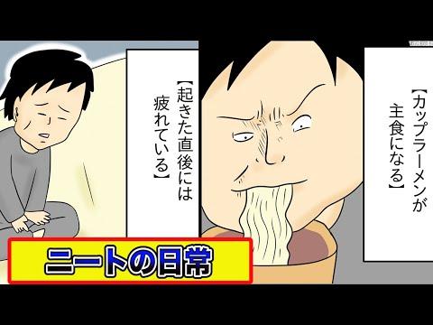 【漫画動画】絶対に楽しいニートの日常