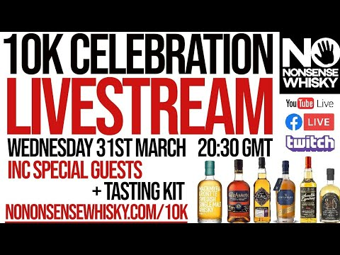 10k Taste-a-long Livestream Announcement (31st March)