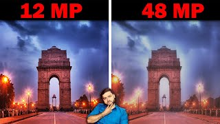 12 MP Camera 48MP Se Jyada Accha Kaise Hai? Can We Judge A Camera Only By Megapixel? - AMF Ep 17