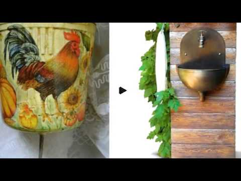 видео: Идеи умывальника для дачи  Забавные дачные умывальники
