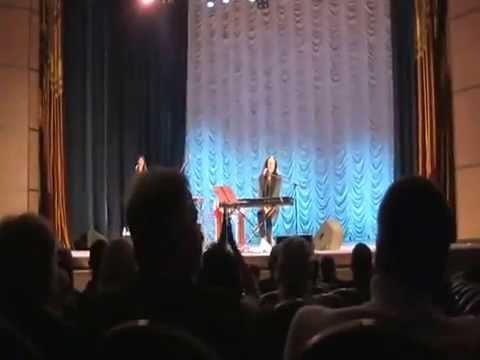 Ken Hensley в Туле 15.12.2014