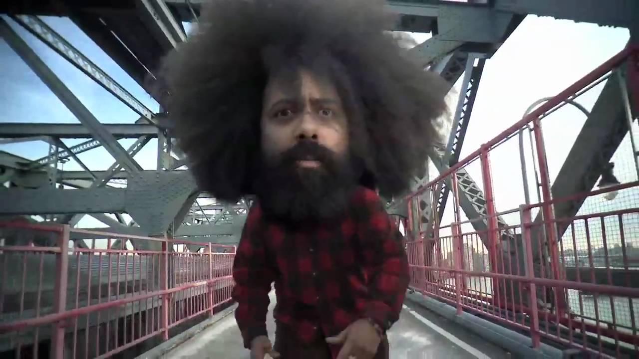 Reggie Watts:  Fuck Shit Stack