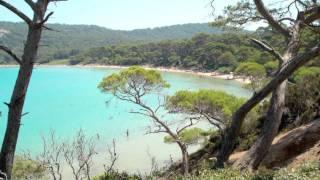 Isola di Porquerolles - Arcipelago delle Isole di Hyères - Francia