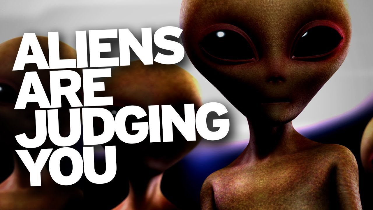 aliens are real persuasive essay There's a really good show on the history channel called ancient aliens.