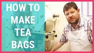 How To Make Tea Bags