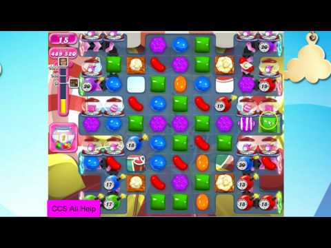 Candy Crush Saga Level 2698 NO BOOSTERS Cookie