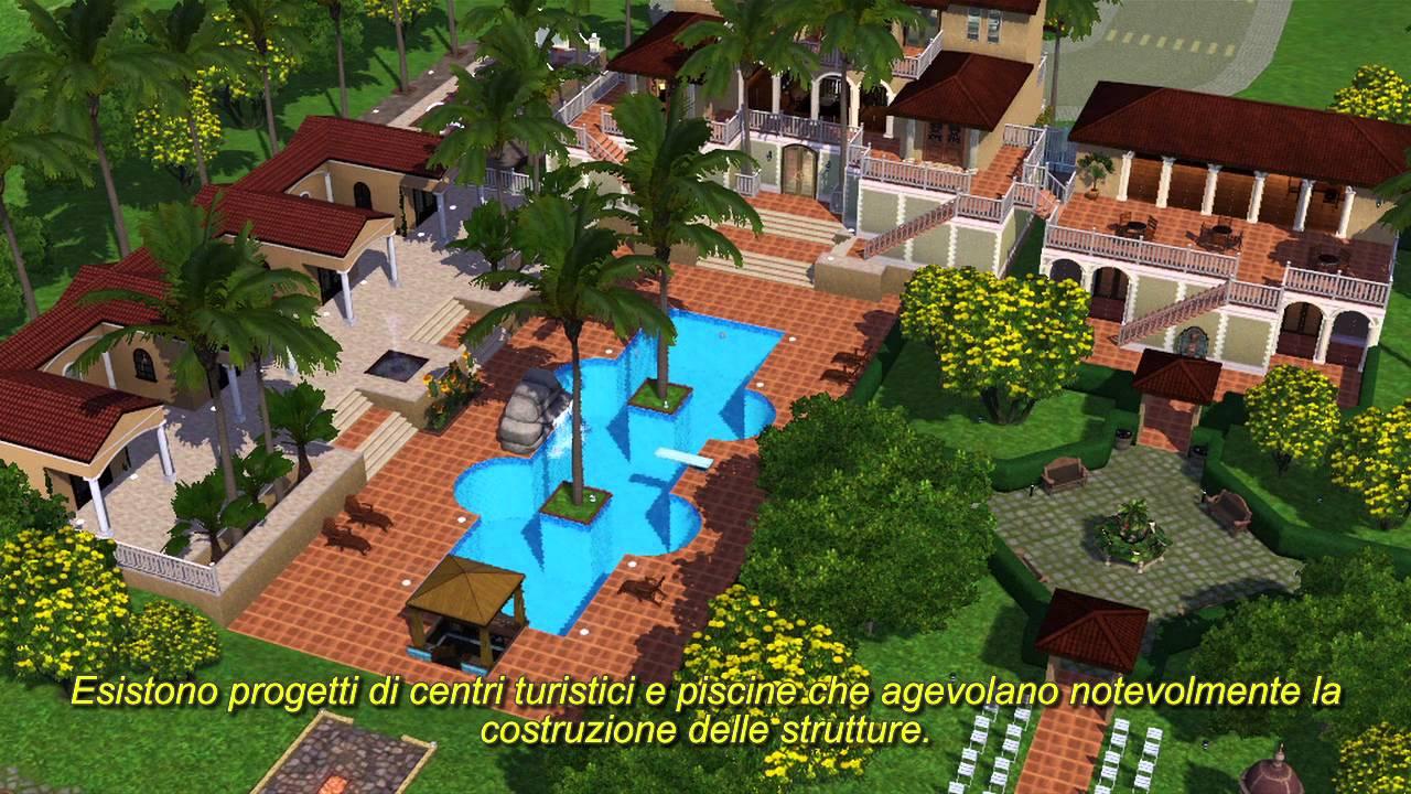Ea the sims 3 isola da sogno producer walkthrough youtube for Case the sims 3 arredate