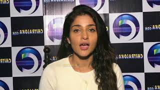 Actress Avanthika Fumbles Introducing Rajaratha Characters | Chitraloka