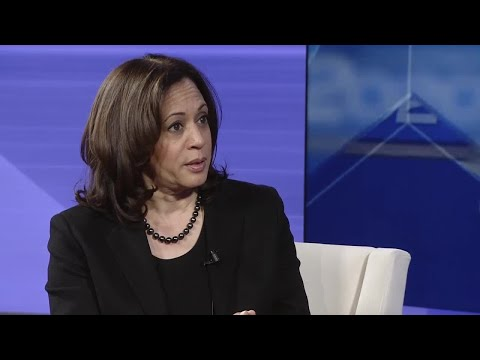 One-on-one interview: Sen. Kamala Harris