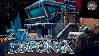 CHAOS AUF DEPONIA #27 - Reise zu den Sternen