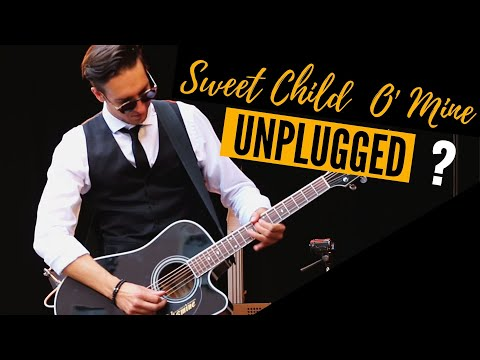 Sweet Child O' Mine - Acoustic Gravity - Guns N' Roses Cover - Unplugged [HQ]