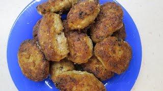 Рецепт свиных котлет, вкусные и сочные. Рекомендую. Домашняя кухня.