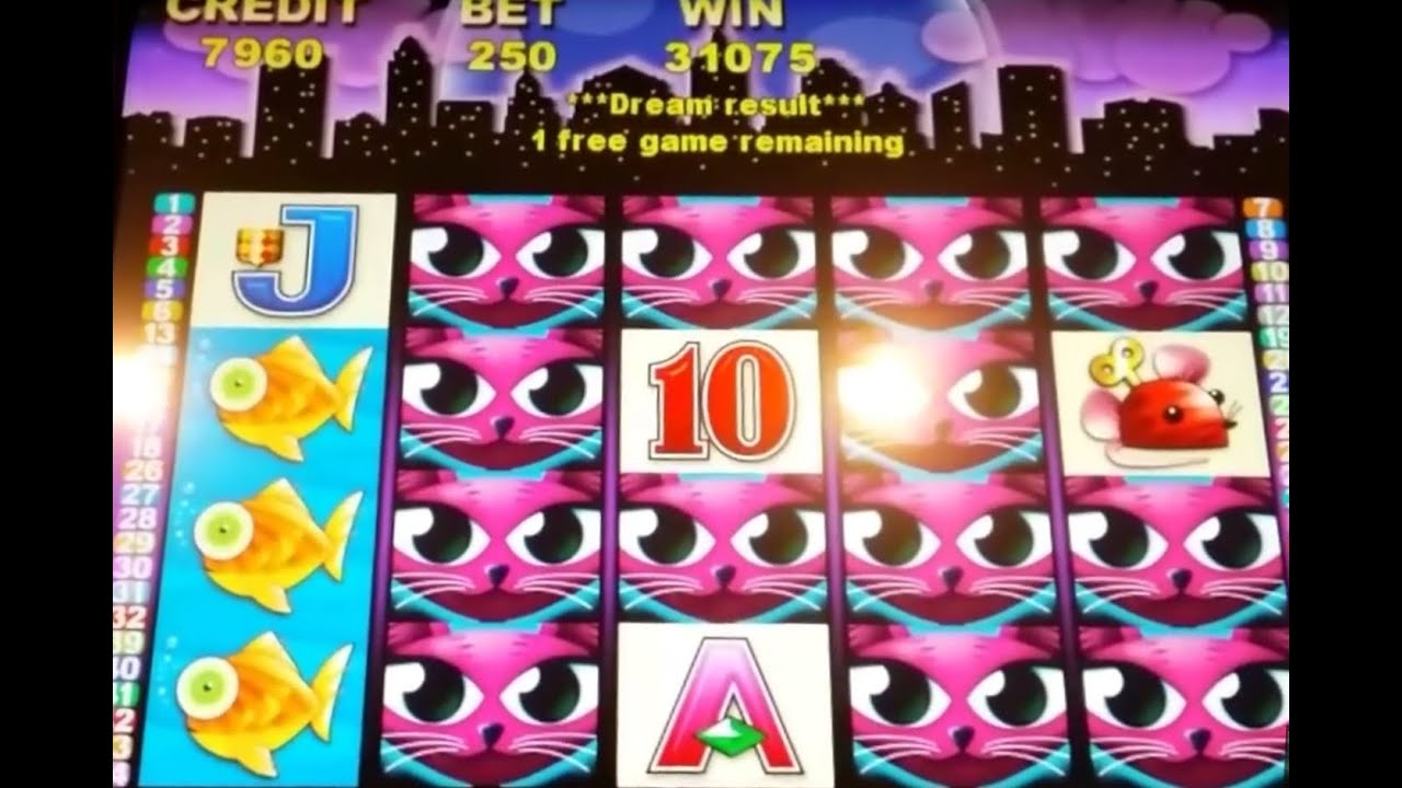 Miss Kitty Slot Machine - Free Miss Kitty Slots