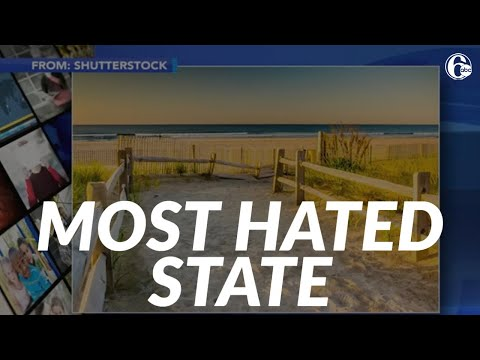 New list says New Jersey is the most hated stat