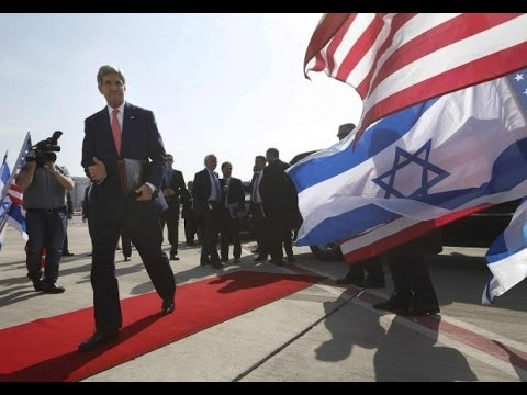 Obama sends Kerry back to Israel with framework for Final Peace Agreement (Dec 29, 2013)