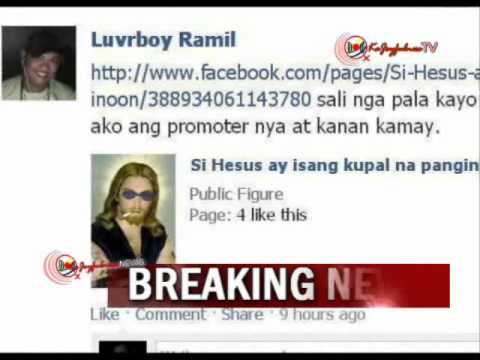 KNB: BREAKING NEWS - Facebook at Twitter account ni Ramil Espina, na-hack