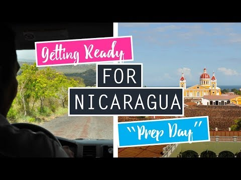 DITL: Travel Prep Day // Getting Ready For Nicaragua!!