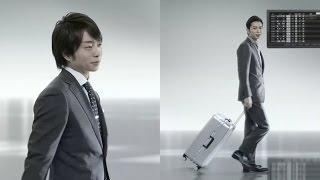 【日本廣告】嵐兩個精英代表櫻井翔及松本潤繼續代言JAL,告訴大家JAL國...