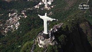 Brazil Day 3 (HD) - Brazil from Above - Rio De Janeiro