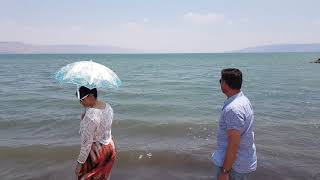 Sea of Galilee, Israel - the most important sea in the Christian world