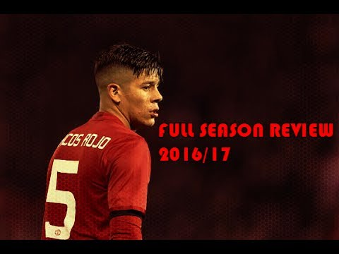 Marcos Rojo I Full Season Review I Manchester United I 2016/17