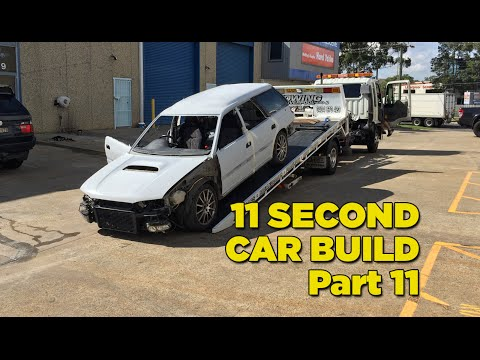 Gramps The 11 Second Car - Part 11
