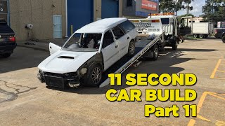 Gramps the 11 Second Car - Part 11