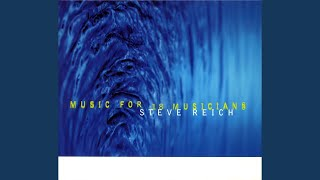 Music for 18 Musicians: Section XI